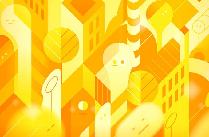 Galeri: Android L'nin resmi duvar kağıtları