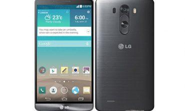 Yeni LG G3 modellerinden LG G3 Cat. 6 gözüktü