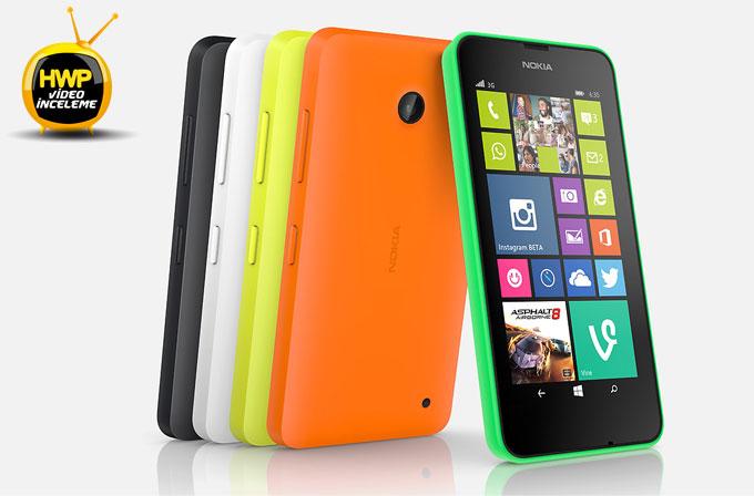 Video: Nokia Lumia 630 Unboxing