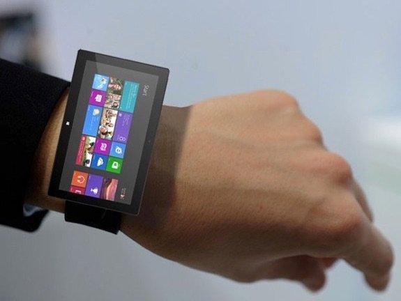 Microsoft'un akıllı saati gerçek olmaya yakın
