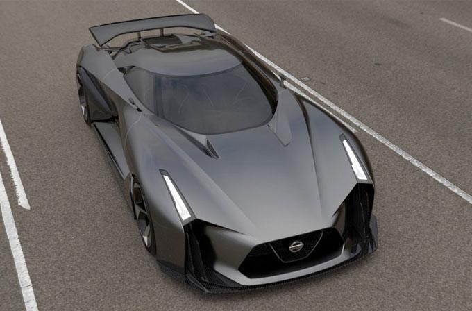 The Concept 2020 Vision Gran Turismo