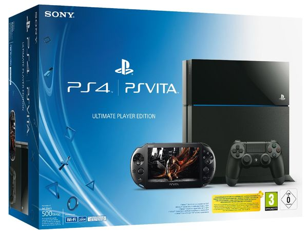 Playstation 4/PS Vita bundle'ı Sony'den onay aldı