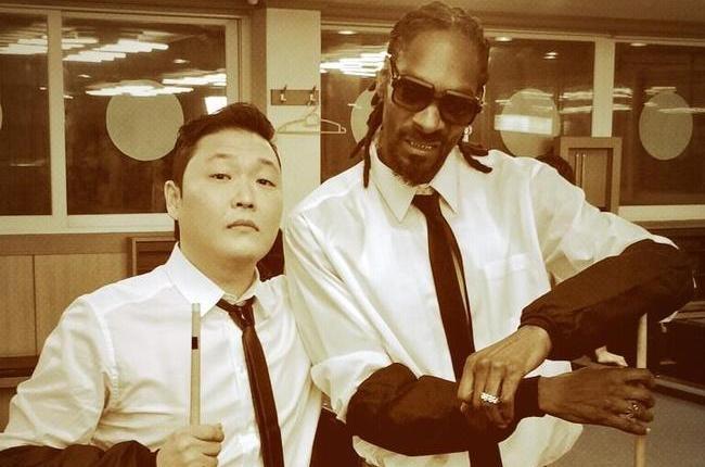 PSY yeni şarkısında Snoop Dogg'la düet yaptı (VİDEO)