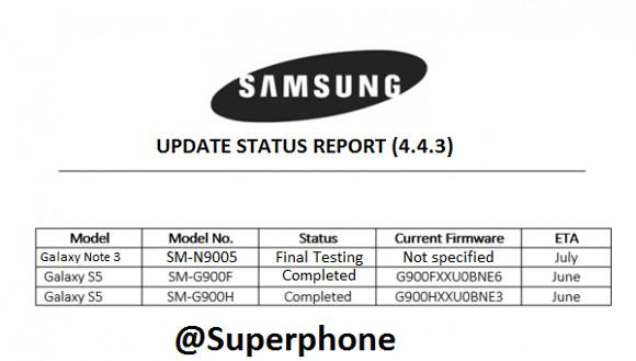 samasung android 433