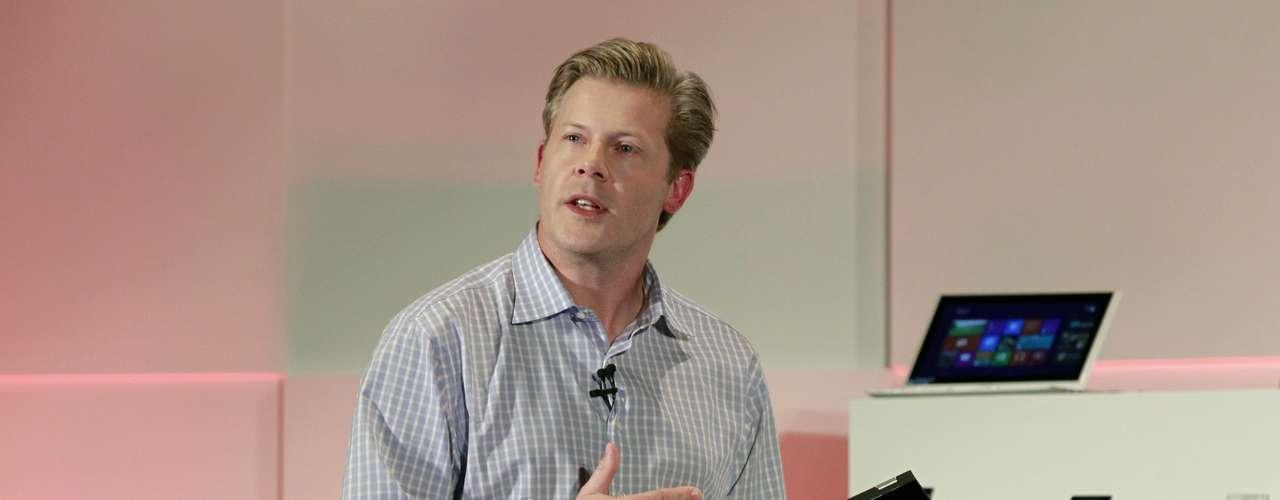 Microsoft OEM Ortakları Başkan Yardımcısı Nick Parker