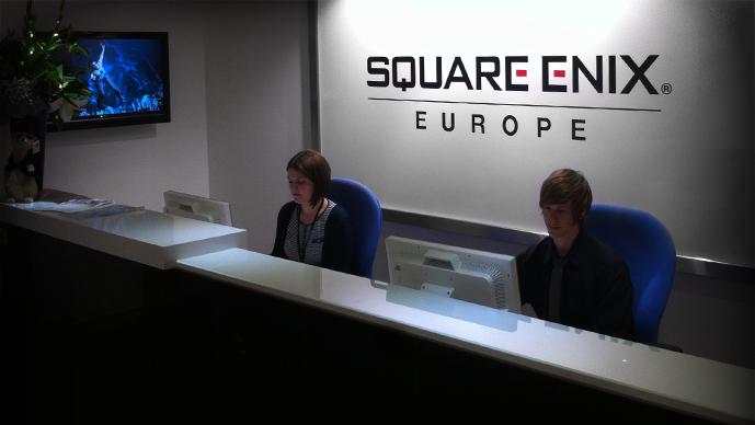 Square Enix, Avrupa ofisini taşıyor