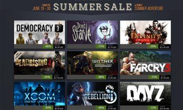 Steam Summer Sale başladı!