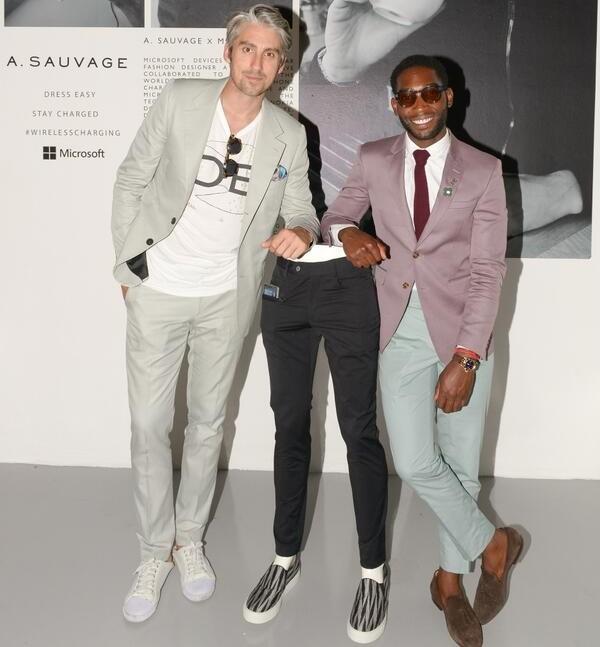 A. Sauvage'ın mucize pantolonu