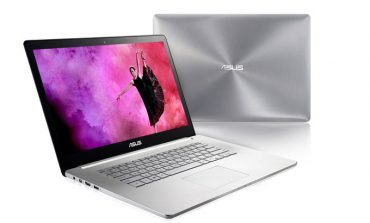 ASUS'tan 4K ekranlı, ince ve hafif Ultrabook: Zenbook NX500