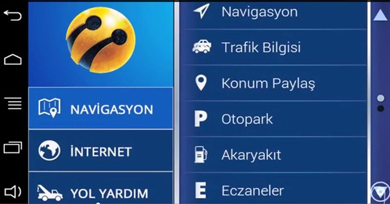 Akıllı-Otomobil-Ekran