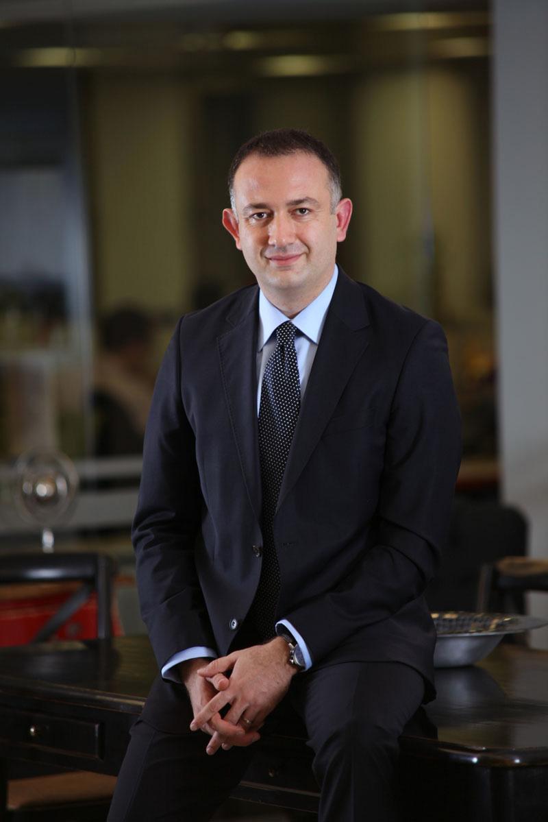 Turkcell Genel Müdür Yardımcısı Burak Sevilengül