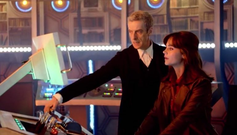 Video: Doctor Who'ya yeni fragman