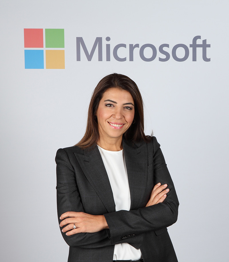 Microsoft Türkiye Genel Müdür Yardımcısı İpek Baykurt