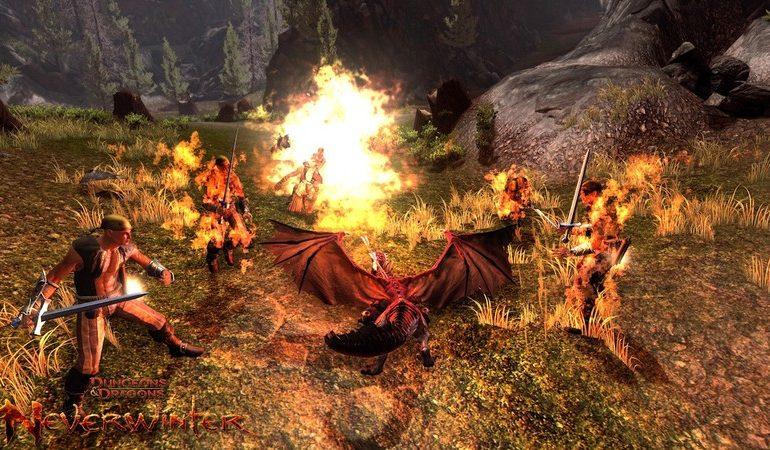 Neverwinter Xbox One'a geliyor