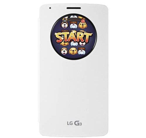 LG'nin G3 kılıfı için ilk oyun yayınlandı
