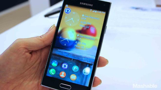 Samsung'un Tizen telefonları mit olma yolunda ilerliyor