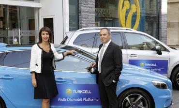 Akıllı otomobillerin yolu Turkcell'den geçiyor
