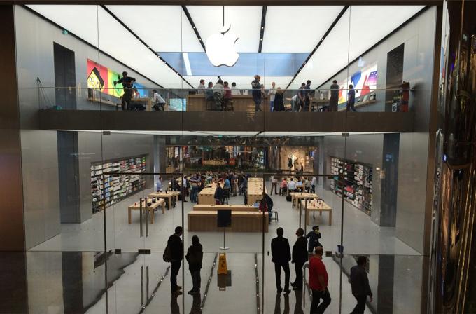 Apple, İstanbul'da ikinci mağazayı açıyor