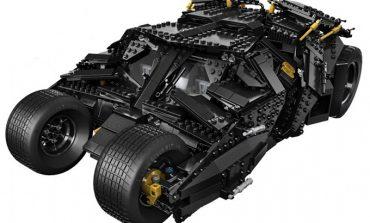 Galeri: Lego'dan Dark Knight serisine muhteşem bir ekleme, Batman Tumbler Batmobile!