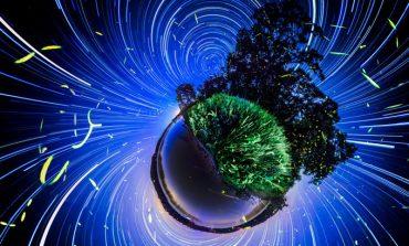 Video: Dünyayı bir de 360 derece açıyla ve hızlandırılmış çekimle görün