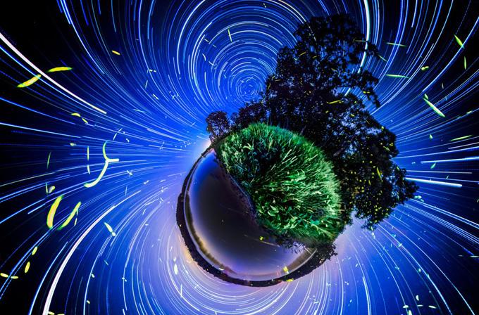 Dünya 360 derece