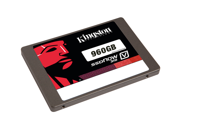 Kingston'dan dünyayı depolayacak SSD