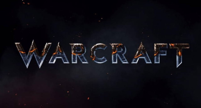 Warcraft film logo