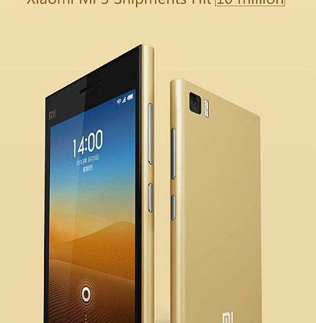 2014 artık Xiaomi'nin yılı olacak belli ki