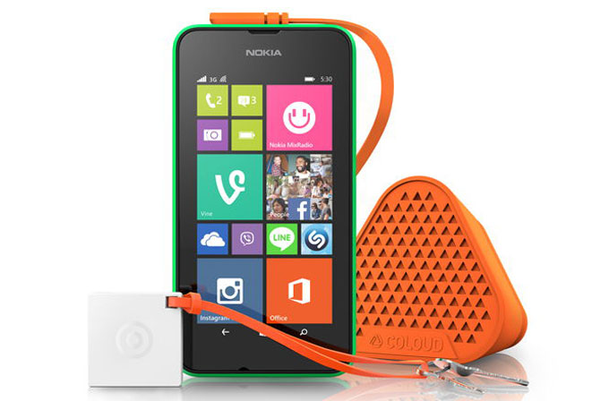 Nokia'dan küçücük kablosuz hoparlör: Bang mini