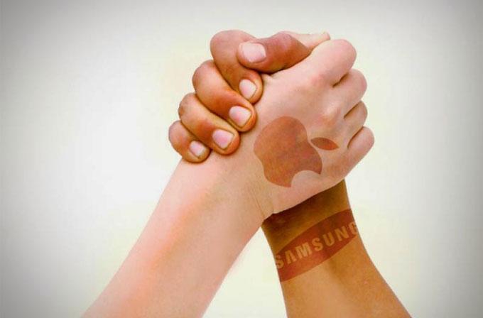 Apple ve Qualcomm, çip üretimi için Samsung'a geçiyor!