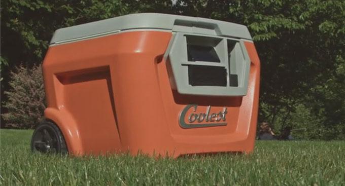 Yaz günlerinde ihtiyacınız olan şey bu: The Coolest