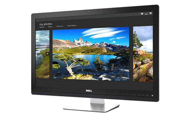Dell'den UltraSharp Multimedya Monitör
