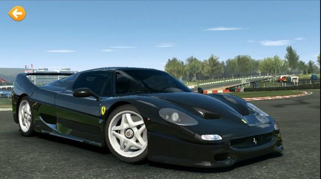 Real Racing 3'e iki efsane Ferrari modeli eklendi