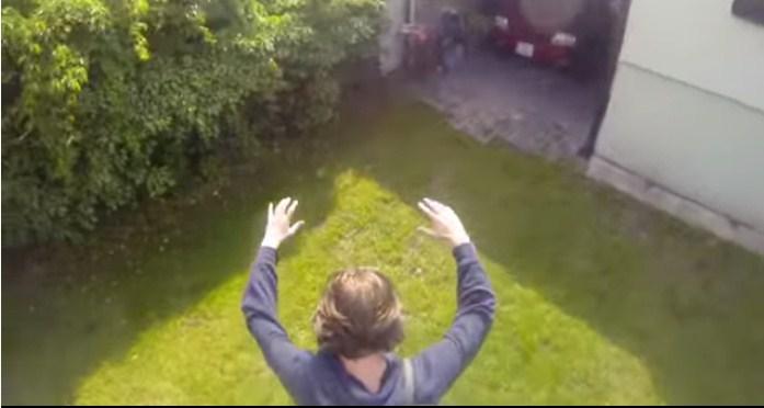 Oculus Rift ile kendinizi üçüncü şahıs olarak kontrol edin (VİDEO)