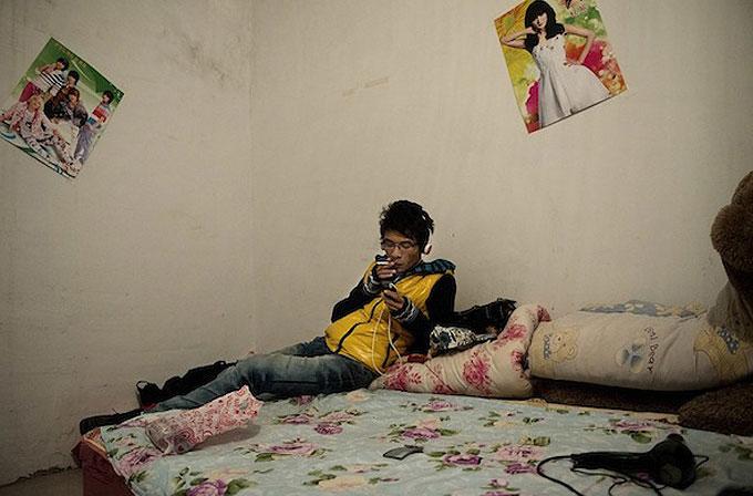Galeri: Foxconn işçilerinin hayatına dair fotoğraflar