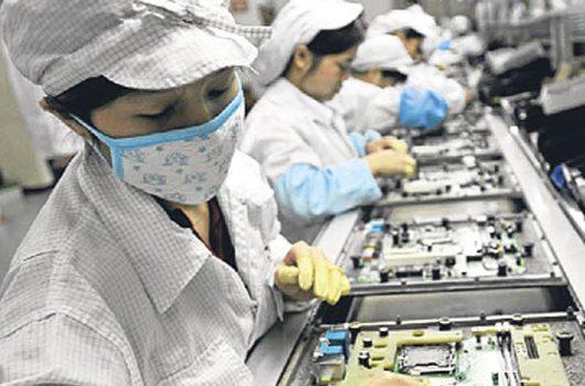 Foxconn İşçileri