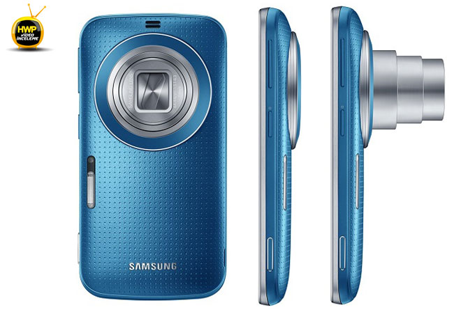Ön İnceleme: Samsung Galaxy K Zoom
