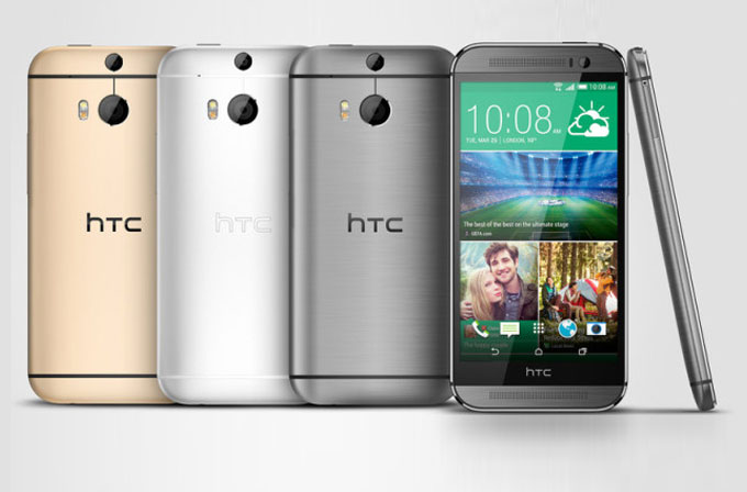 HTC M8 Eye'in görseli sızdı