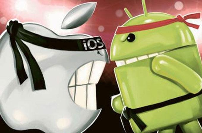 Tarihte ilk defa Android, iOS'tan daha çok para kazandırdı