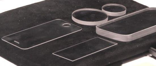 Bir safir ekranın maliyeti 45 dolar iken Gorilla Glass sadece 10 dolar