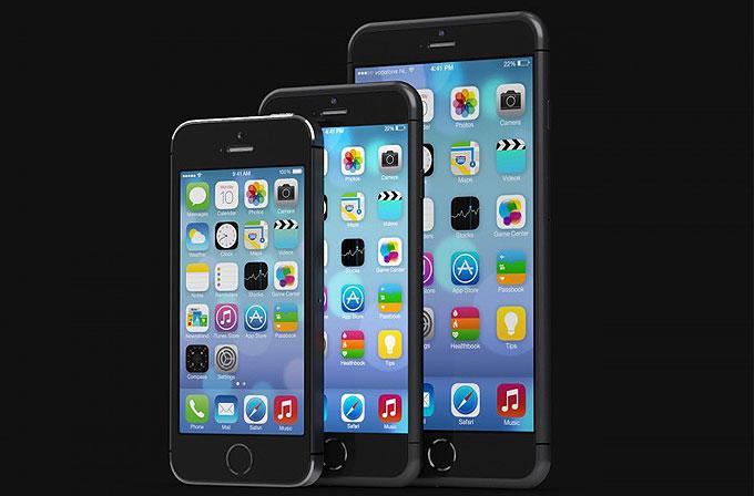 iPhone 6'nın 5.5 inç boyutlusu çok daha güçlü mü olacak?