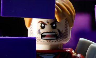 Video: Guardians of the Galaxy'nin Lego fragmanı