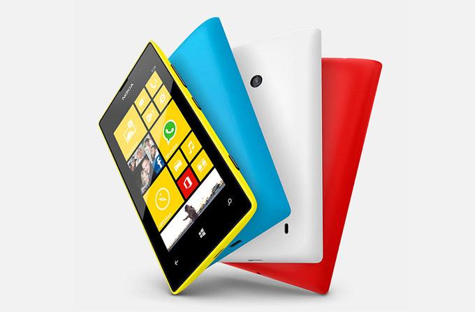 Lumia 520 için aktivasyon 12 milyona ulaştı!