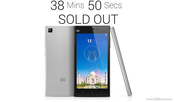 Xiaomi'nin Mi 3 ile Hindistan'da yaptığı satış gerçekten bir başarı mı?