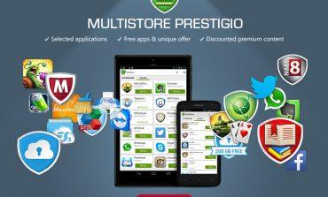 Prestigio'nun uygulama mağazası MultiStore açıldı!