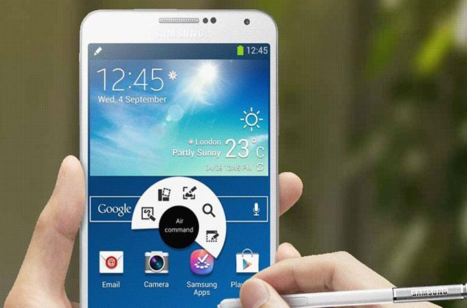 Galaxy Note 4'ün resmi tanıtım tarihi belli oldu