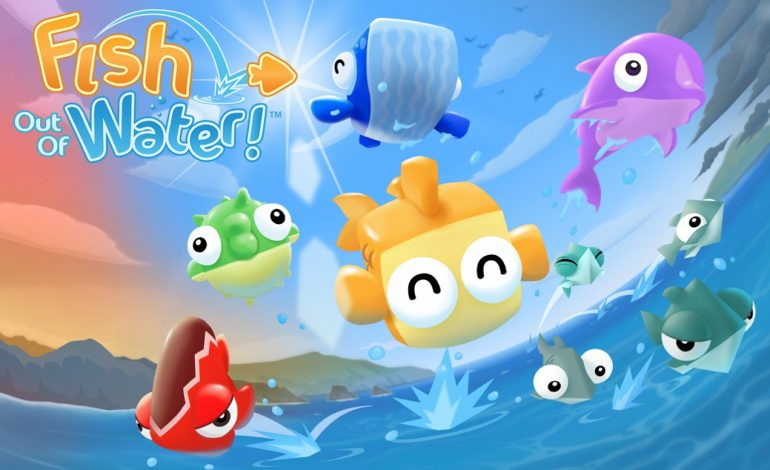 Fish Out Of Water! sonunda Android'e geldi