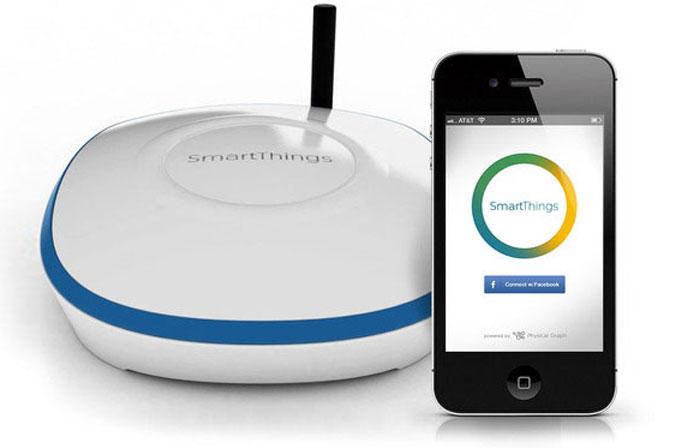 Samsung akıllı ev şirketi SmartThings'i satın almak için görüşüyor