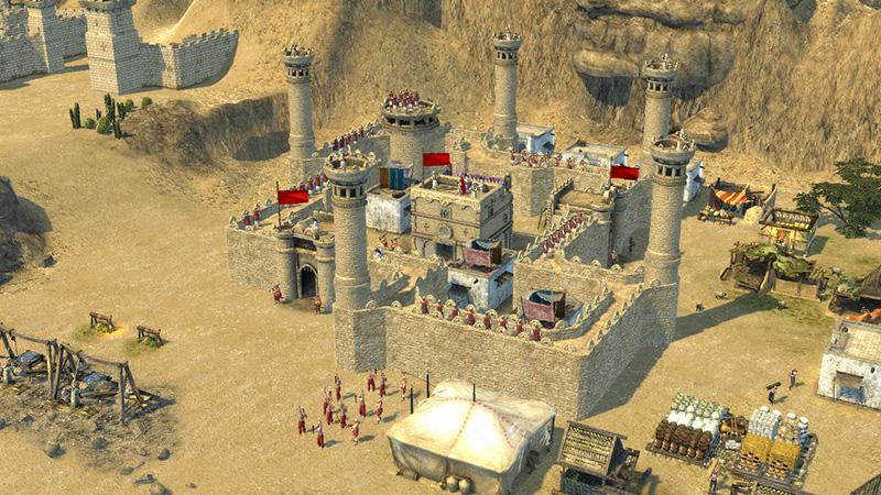 Stronghold Crusader 2 Minimum Sistem Gereksinimleri