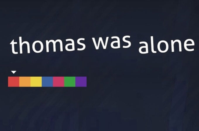 Thomas Was Alone iPhone, iPod Touch ve Android'e geldi